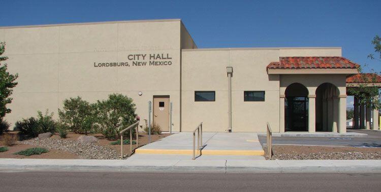 Lordsburg City Hall